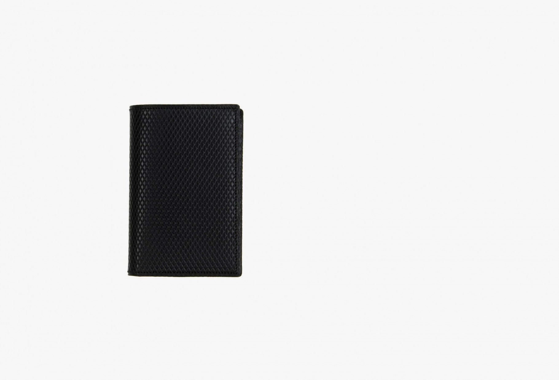 CDG WALLETS / Cdg luxury group sa6400lg Black