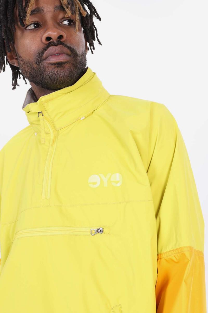Wcj903 eye popover jacket Yellow