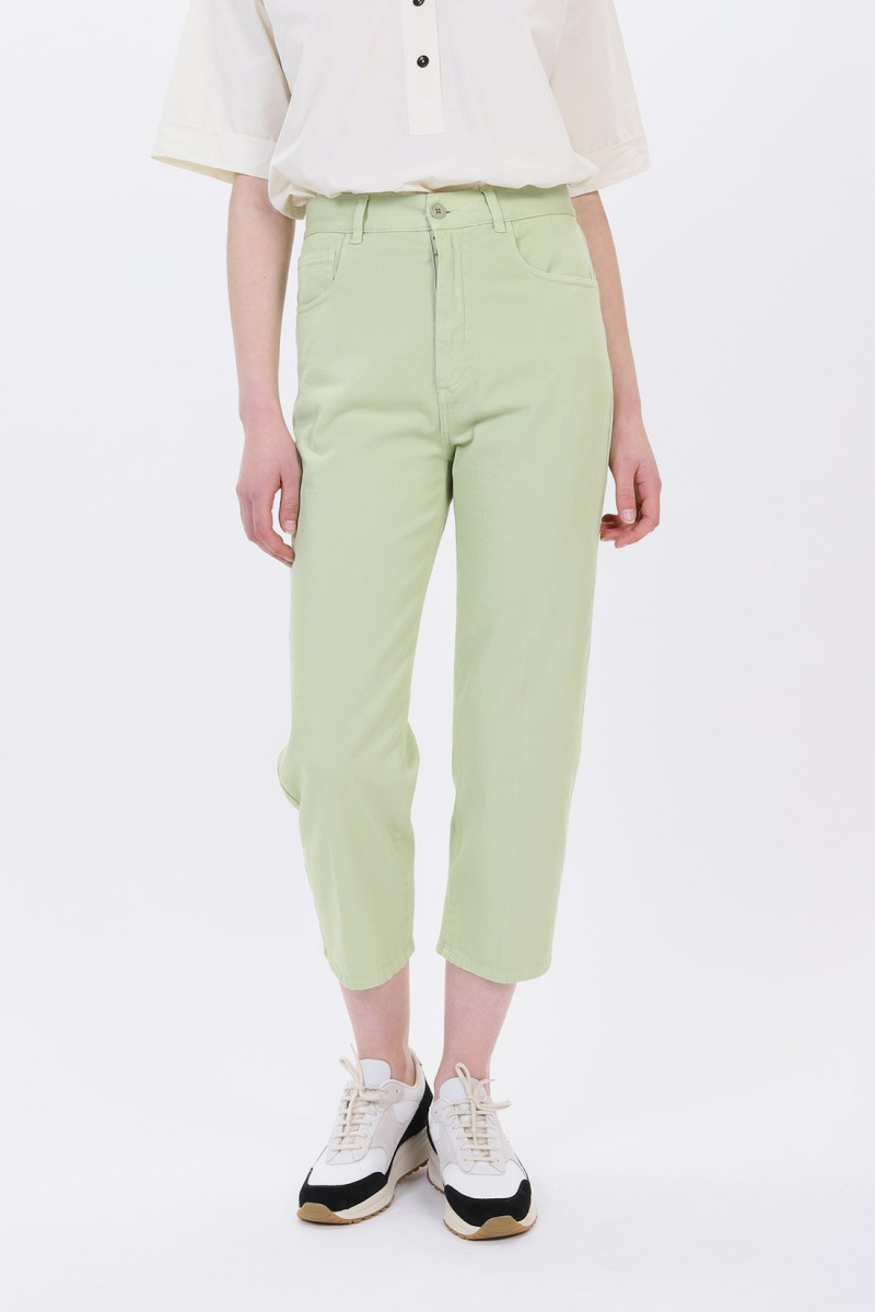 Trousers amalia Acqua
