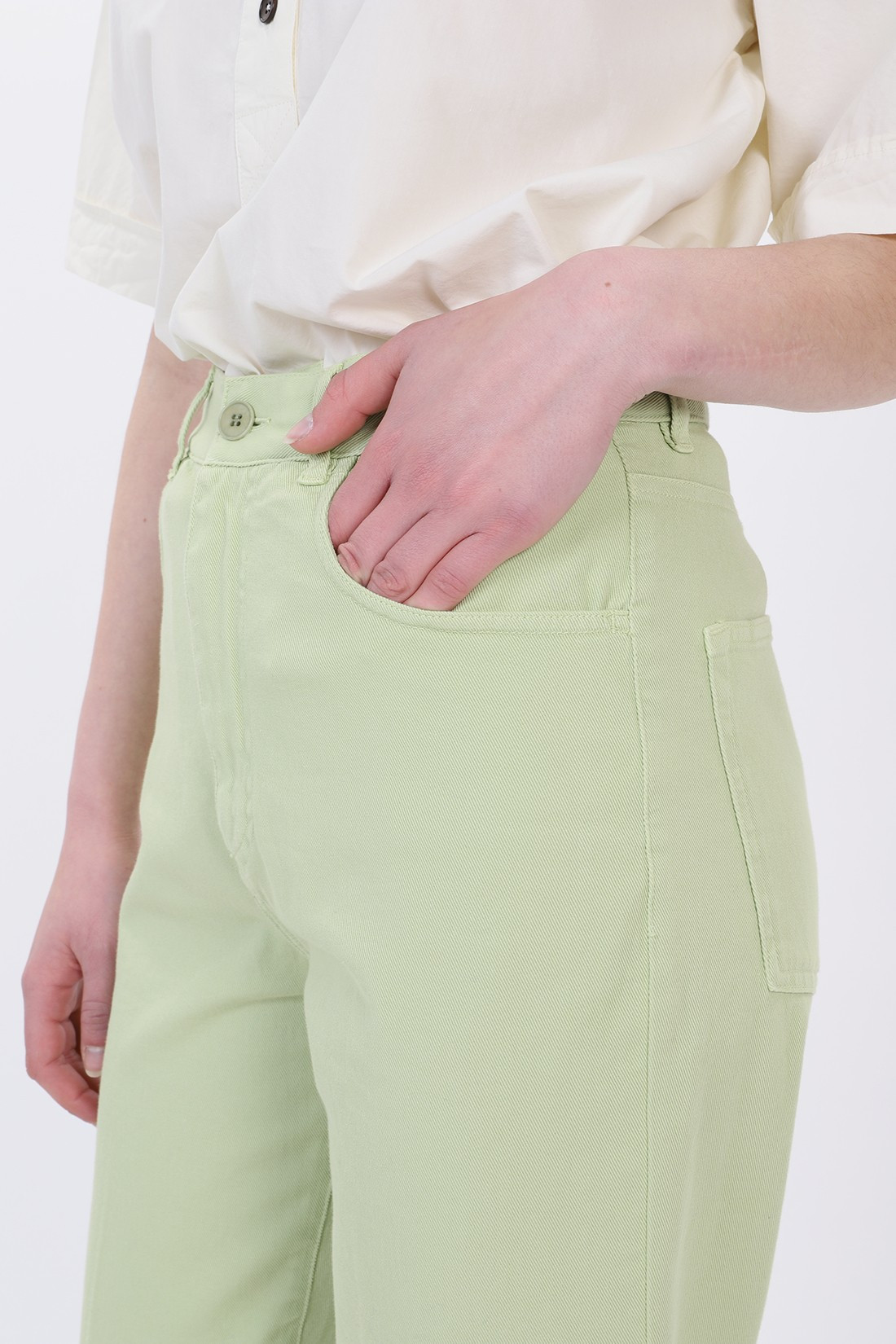 BARENA FOR WOMAN / Trousers amalia Acqua