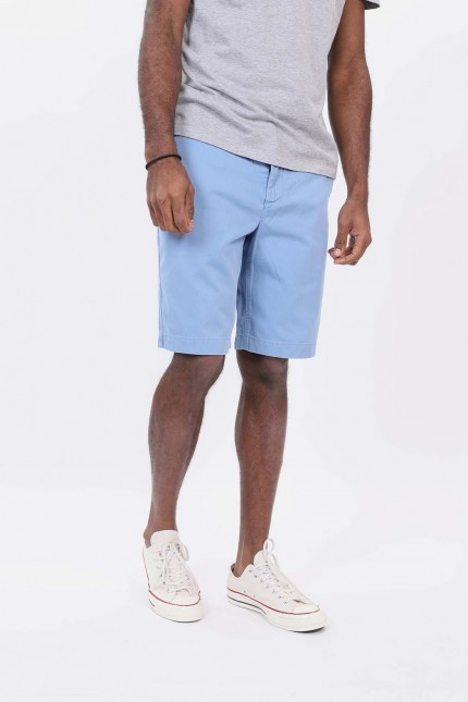 Chino relaxed fit short Blue