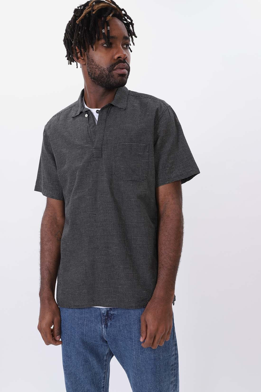 OLIVER SPENCER / Yarmouth shirt Black