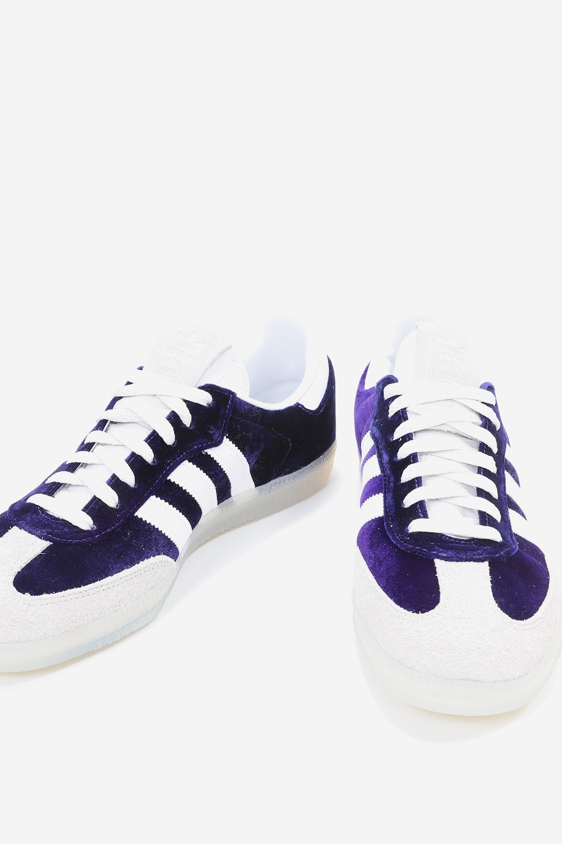 ADIDAS FOR WOMAN / Samba og Purple