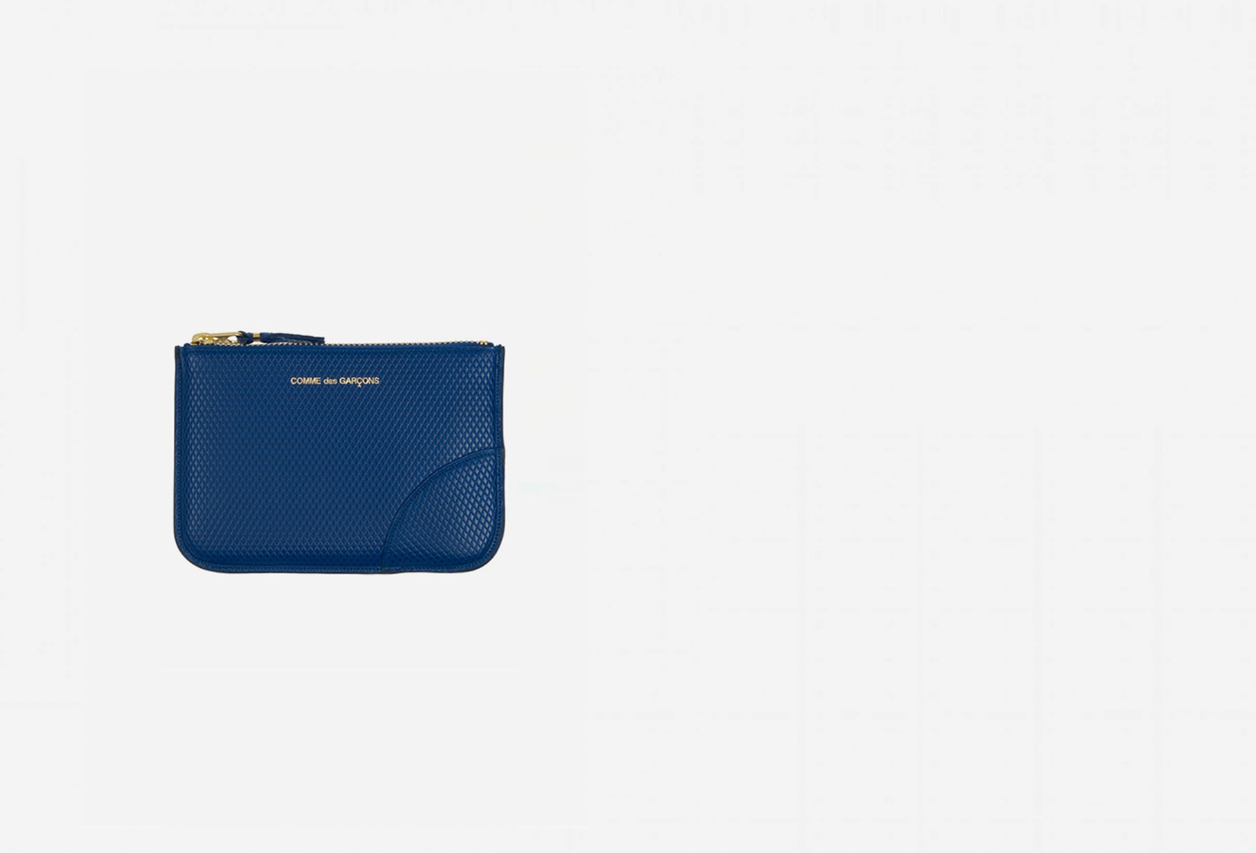 CDG WALLETS FOR WOMAN / Cdg luxury group sa8100lg Blue