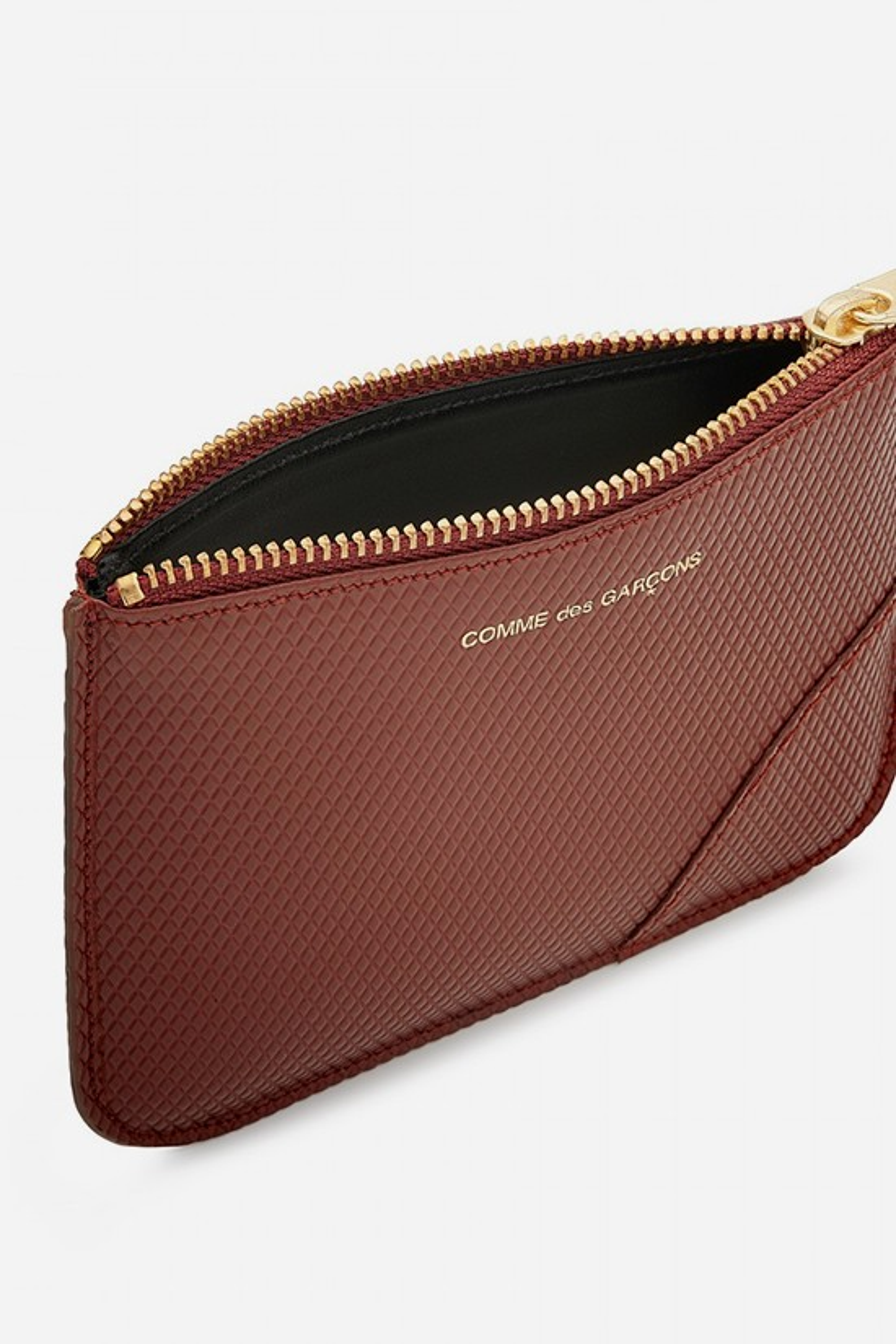 CDG WALLETS FOR WOMAN / Cdg luxury group sa8100lg Brown