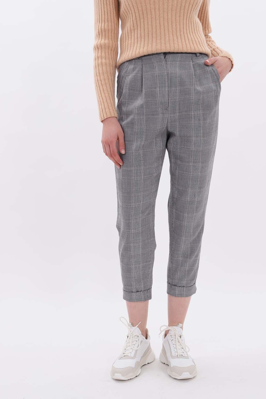 MM6 MAISON MARGIELA / Tapered trouser White black