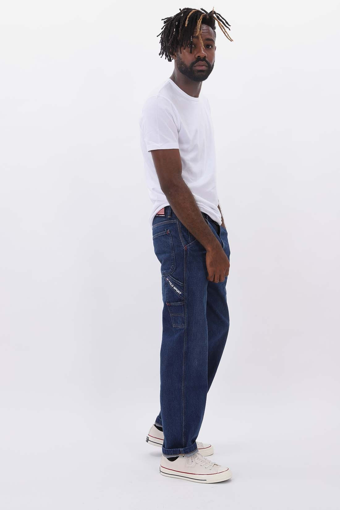 POLO RALPH LAUREN / Polo sport carpenter pant Burroughs wash