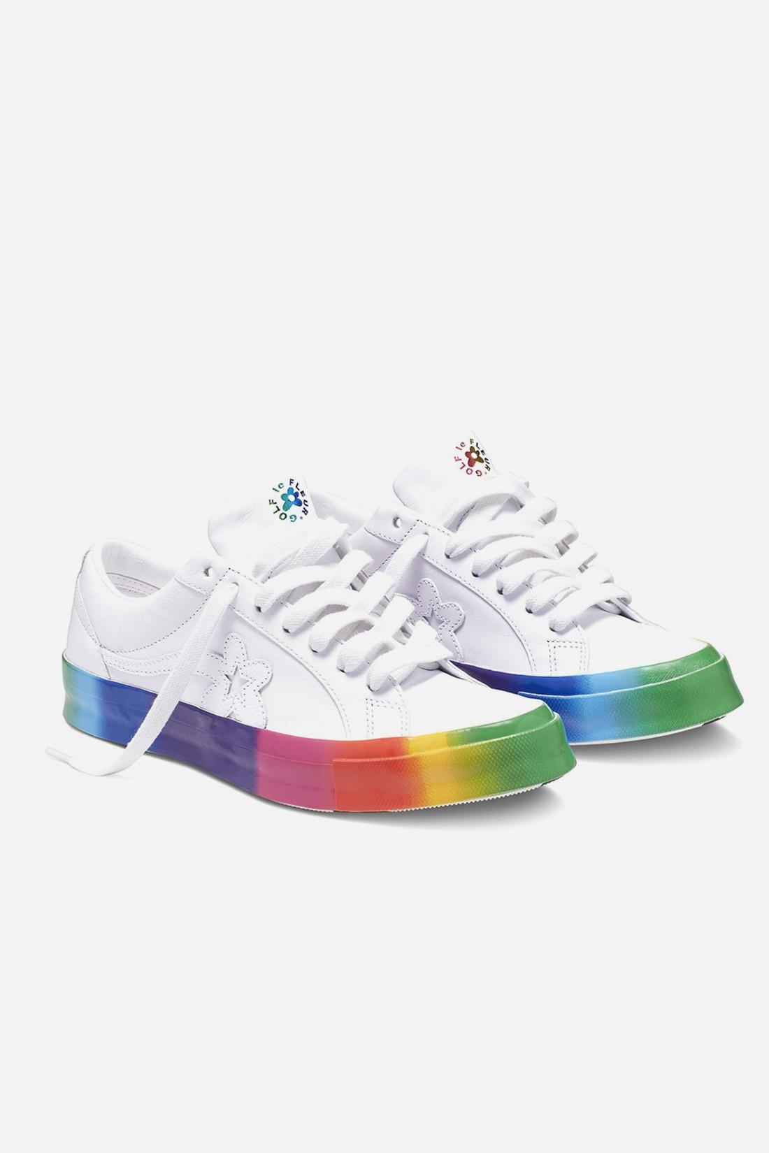 CONVERSE / Golf le fleur x converse Rainbow