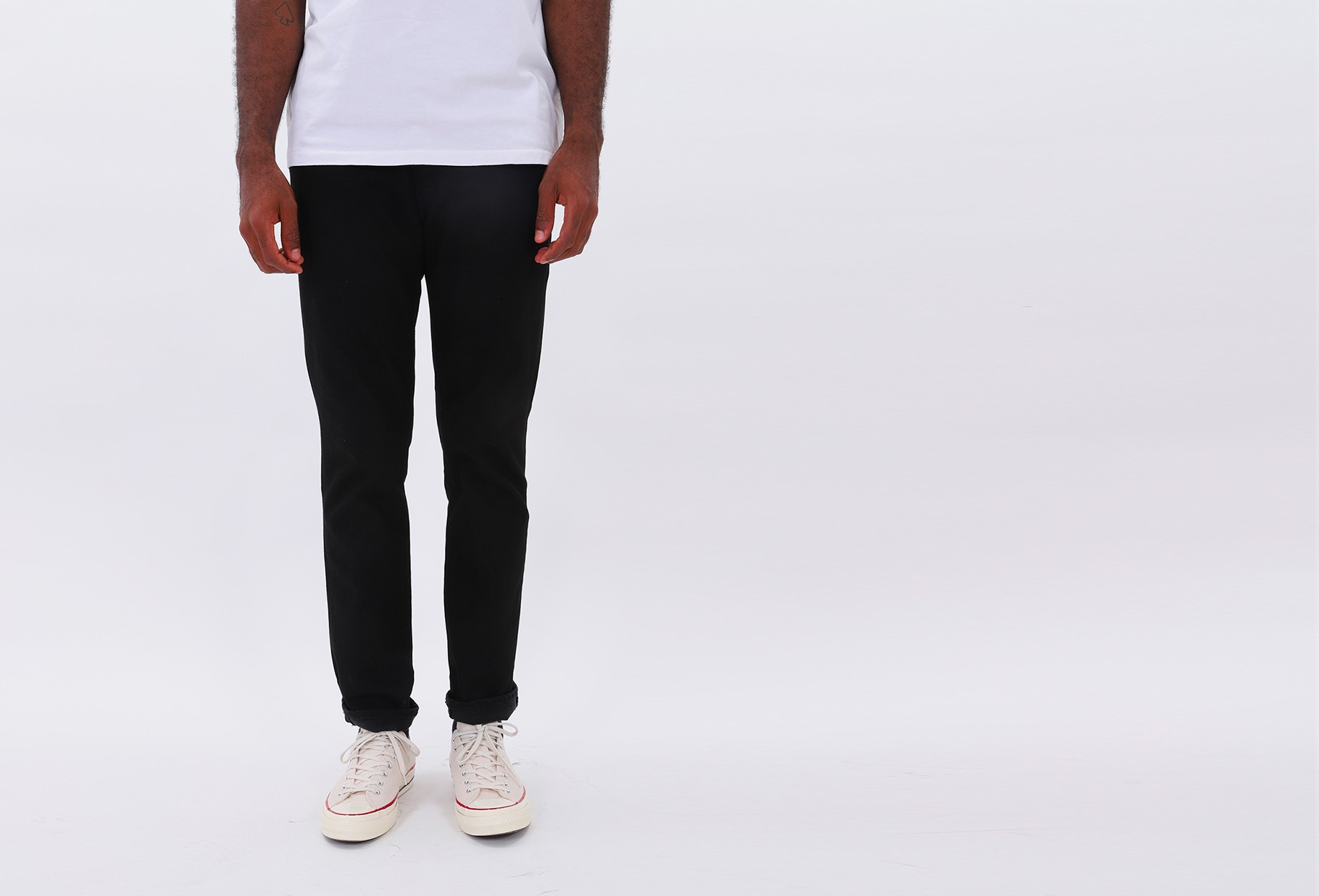 LEVIS MADE CRAFTED / Lmc 511 lmc black Rinsed