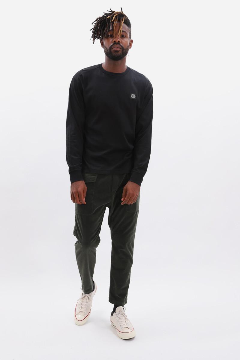 22713 ls t shirt v0029 Nero