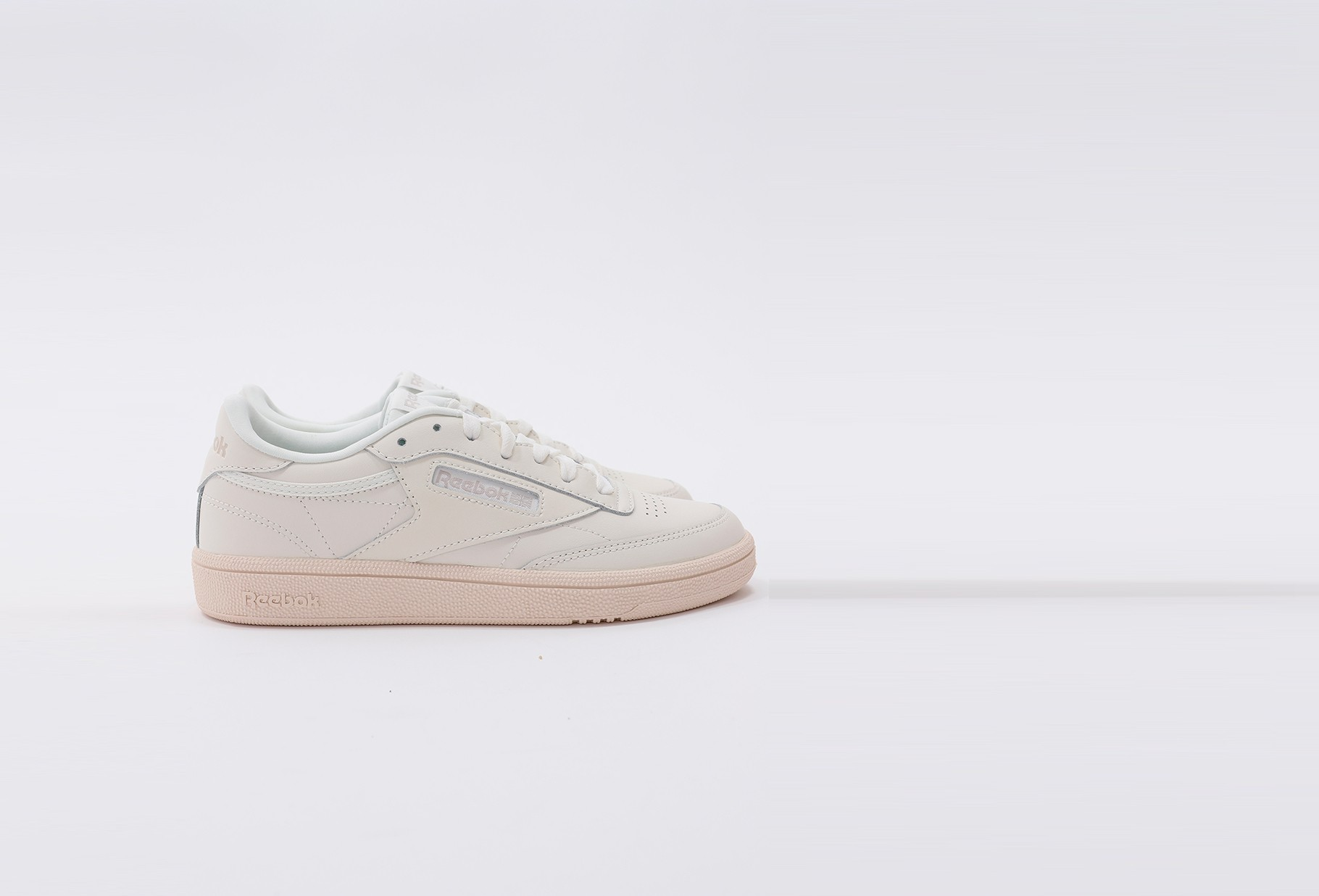 REEBOK FOR WOMAN / Club c 85 Chalk