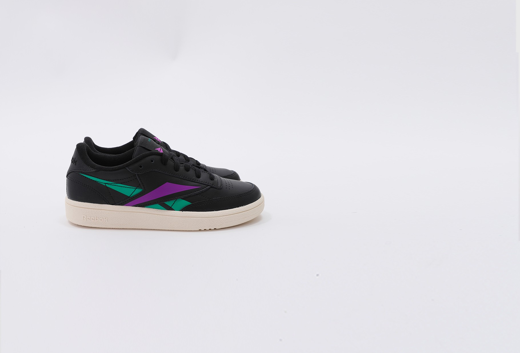 REEBOK FOR WOMAN / Club c 85 Black emeral