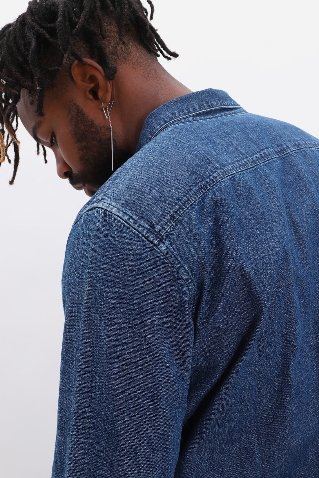 LEVI'S MADE & CRAFTED / Lmc standard shirt Indigo