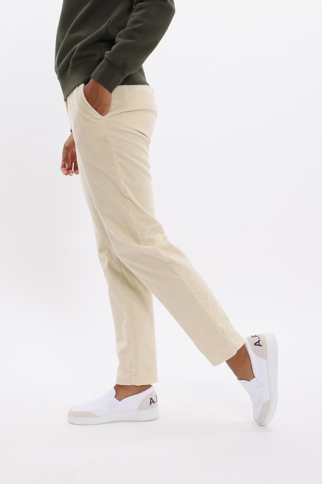 BARENA FOR WOMAN / Pantalone ersilia loredan Avorio