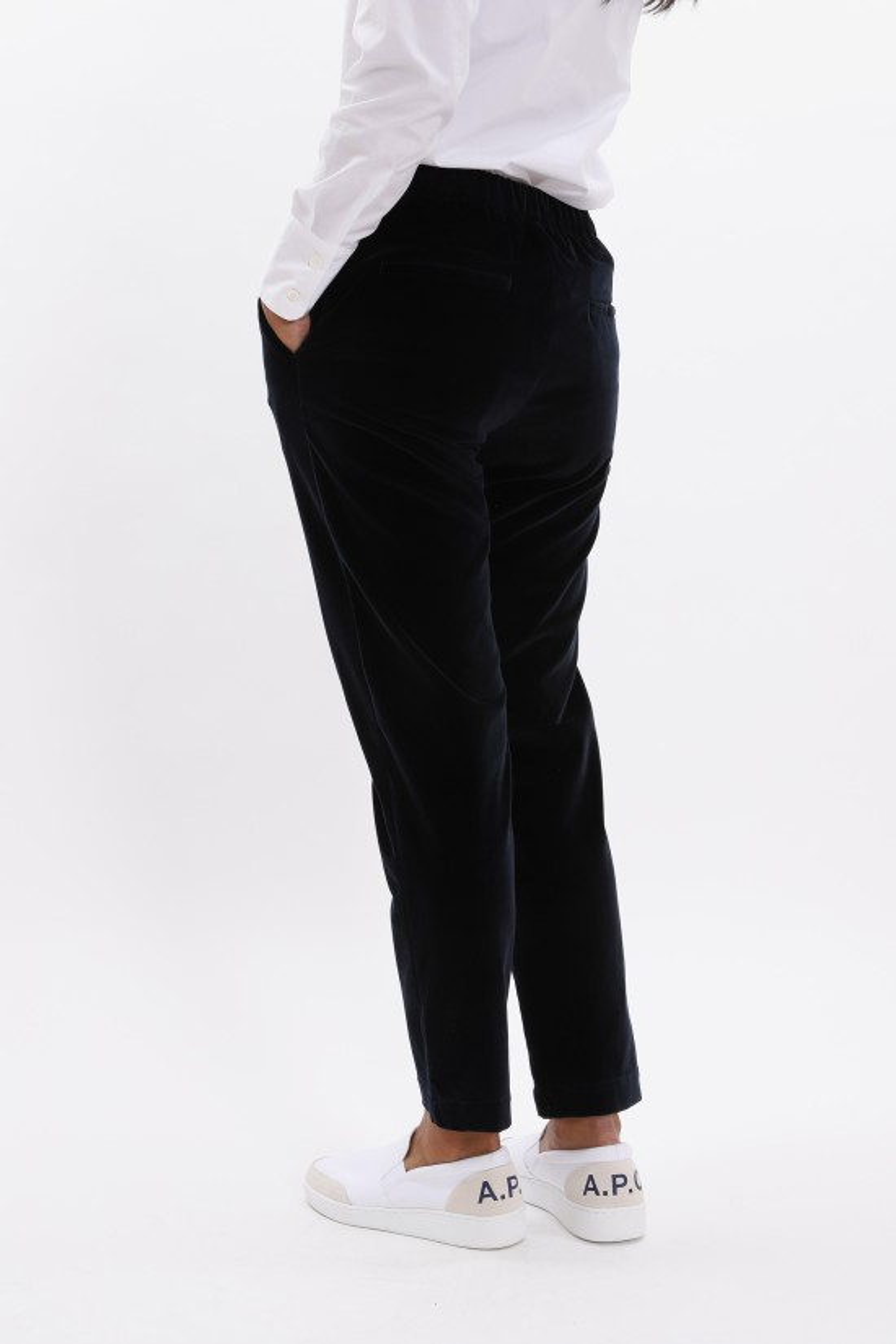 BARENA FOR WOMAN / Pantalone ersilia loredan Notte
