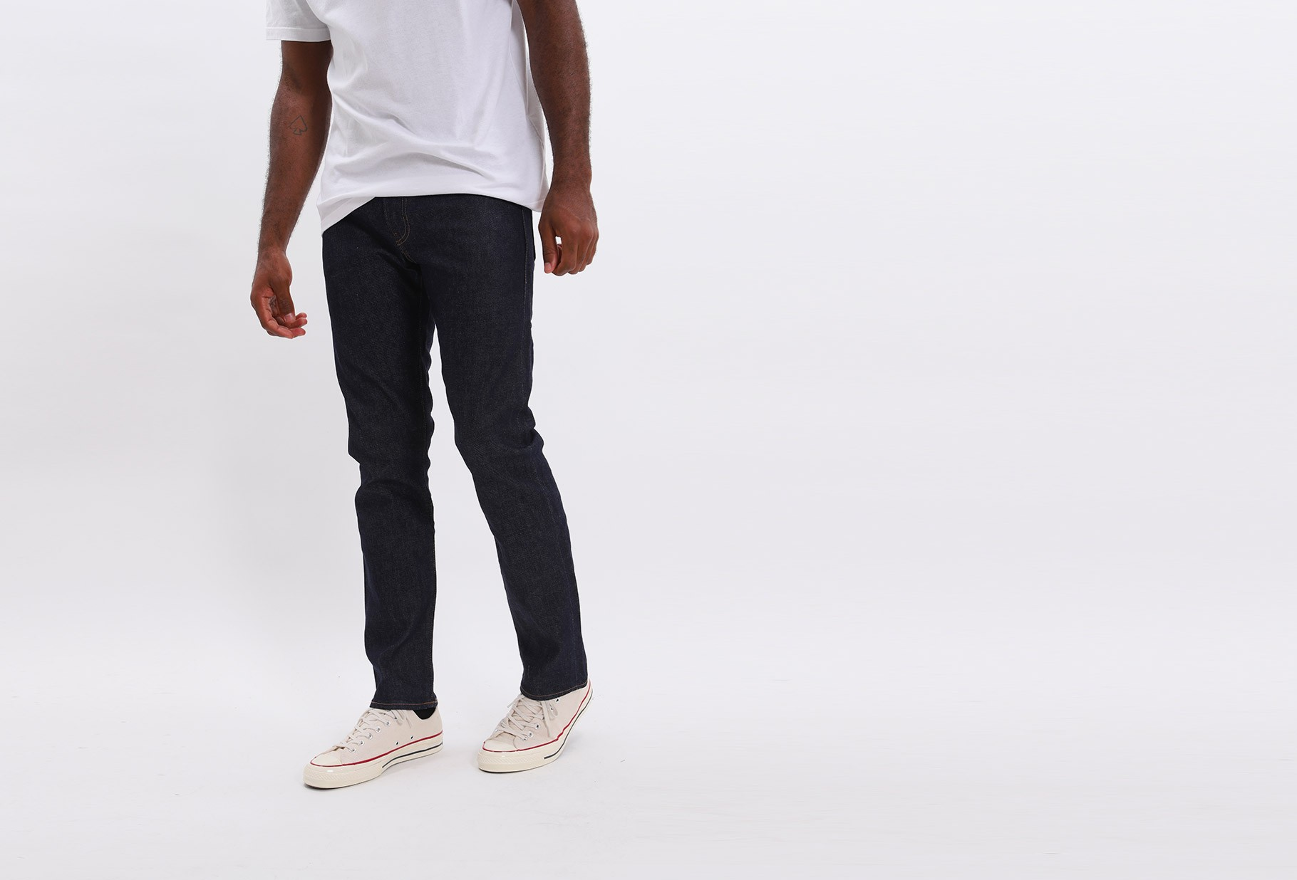 LEVI'S MADE & CRAFTED / Lmc 511 denim Resin rinsed