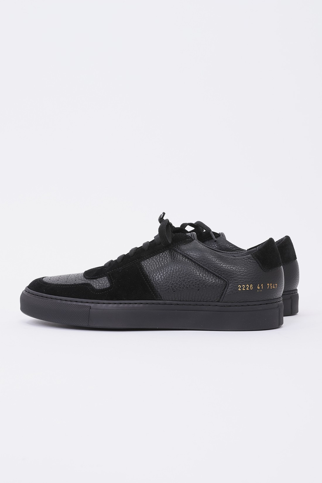 COMMON PROJECTS / Bball low premium 2226 Black 7547
