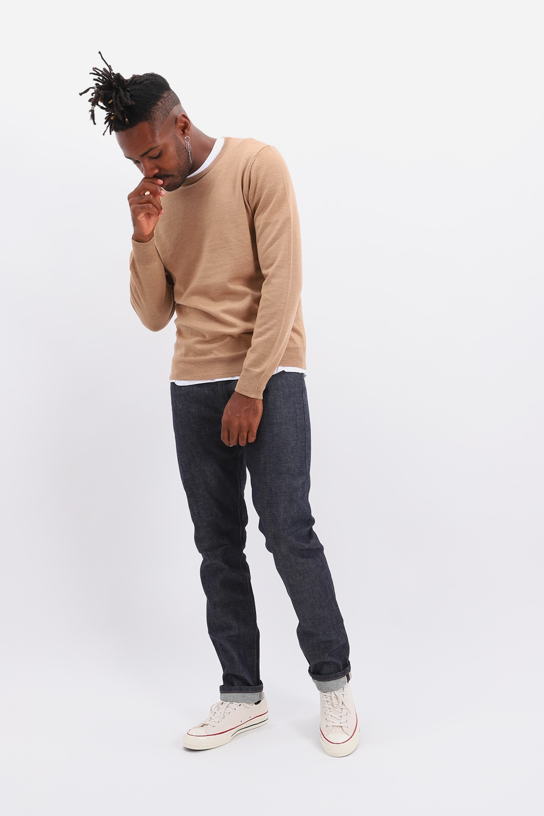 A.P.C. / Pull king Beige