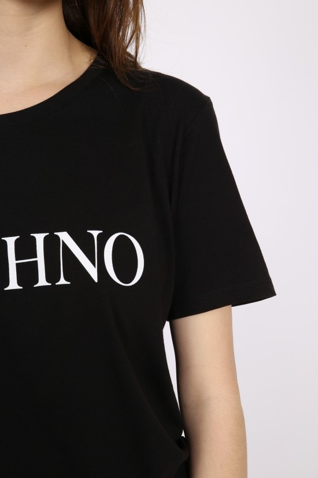 IDEA / Techno t-shirt Black