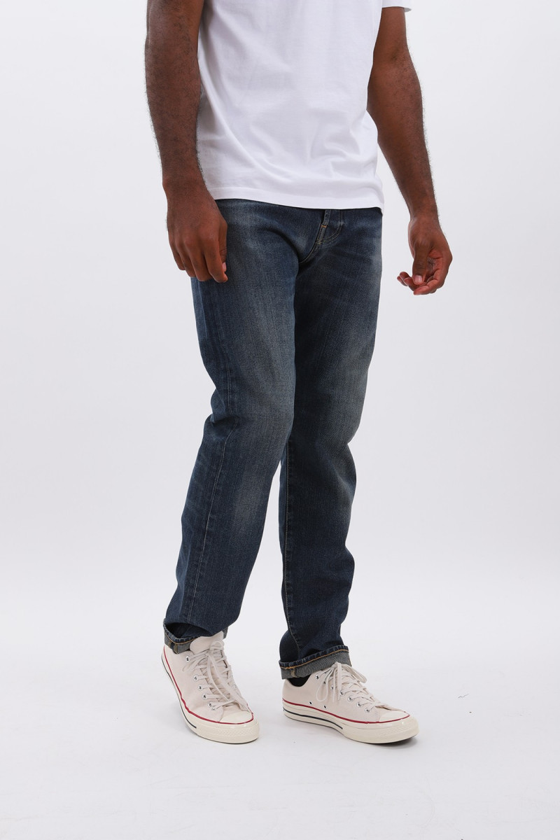 Ed-80 yoshiko left hand denim Nyoko wash
