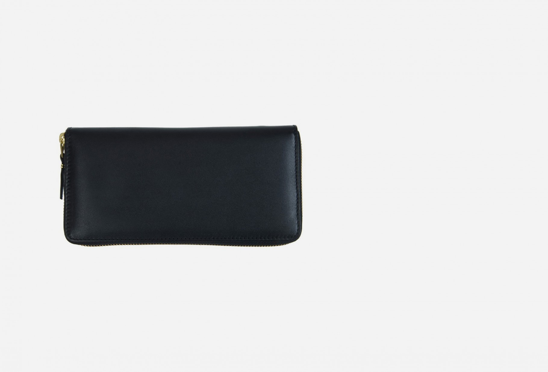 CDG WALLETS FOR WOMAN / Cdg classic leather sa0110 Black