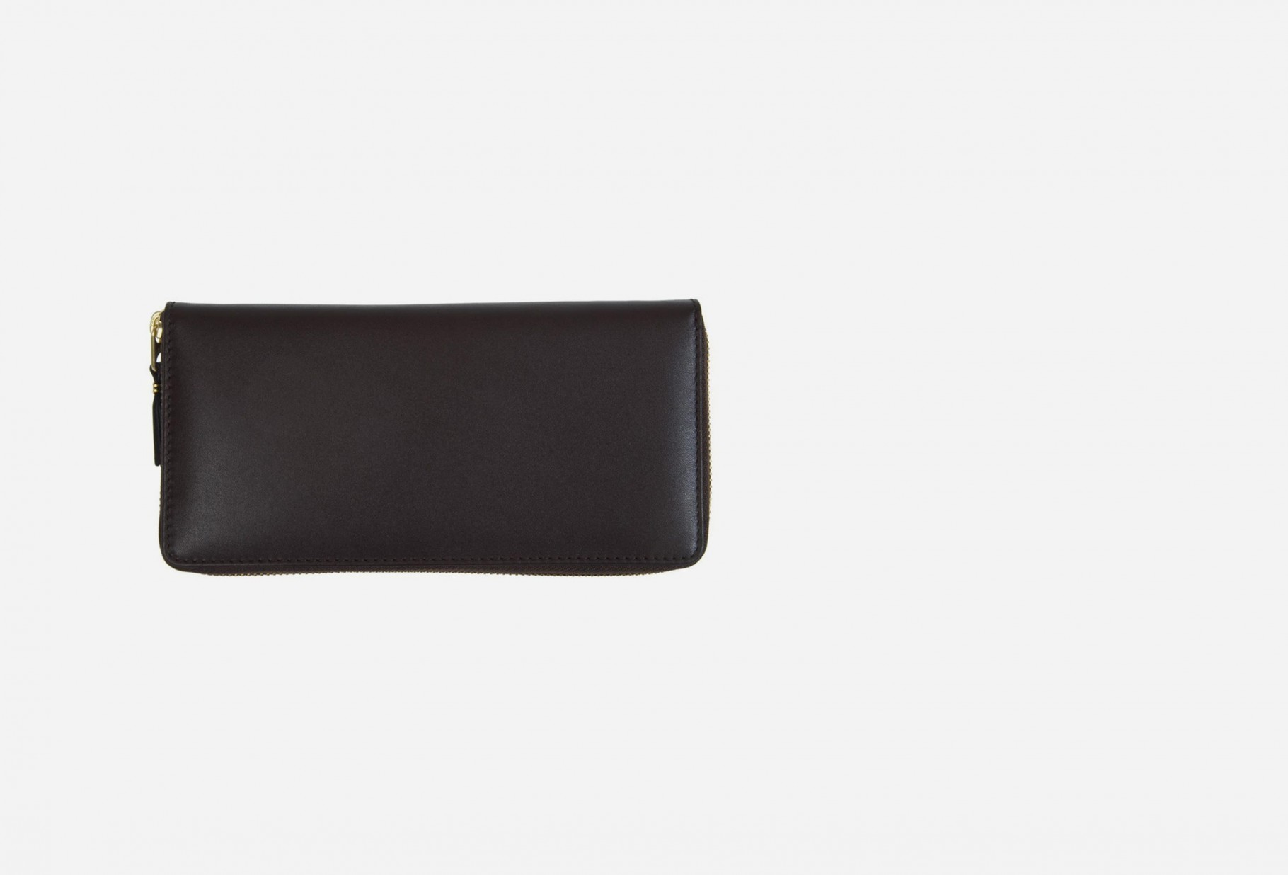 CDG WALLETS FOR WOMAN / Cdg classic leather sa0110 Brown
