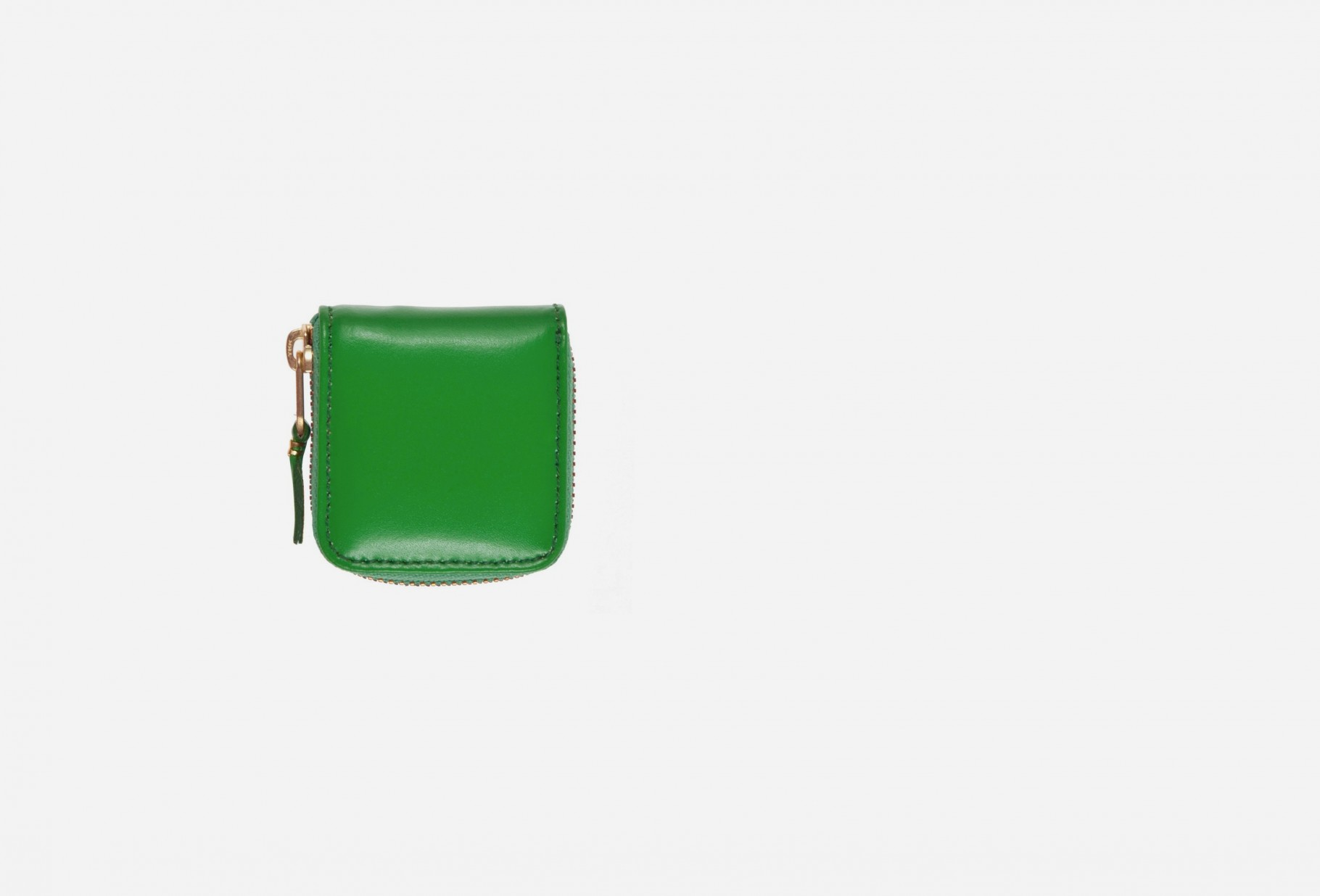 CDG WALLETS FOR WOMAN / Cdg classic leather sa4100 Green