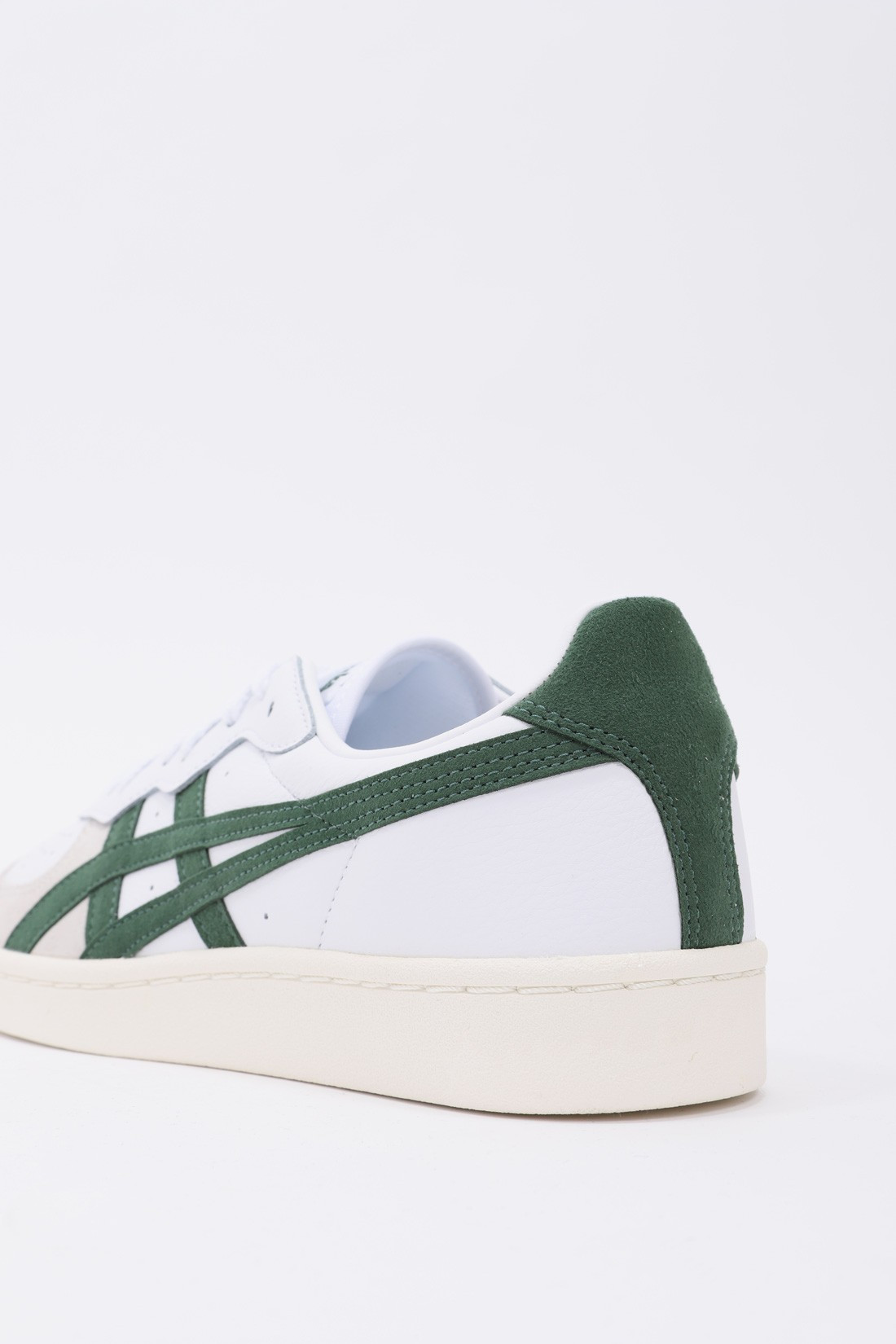 sale retailer da58e 32cc2 Onitsuka tiger gsm White hunter green