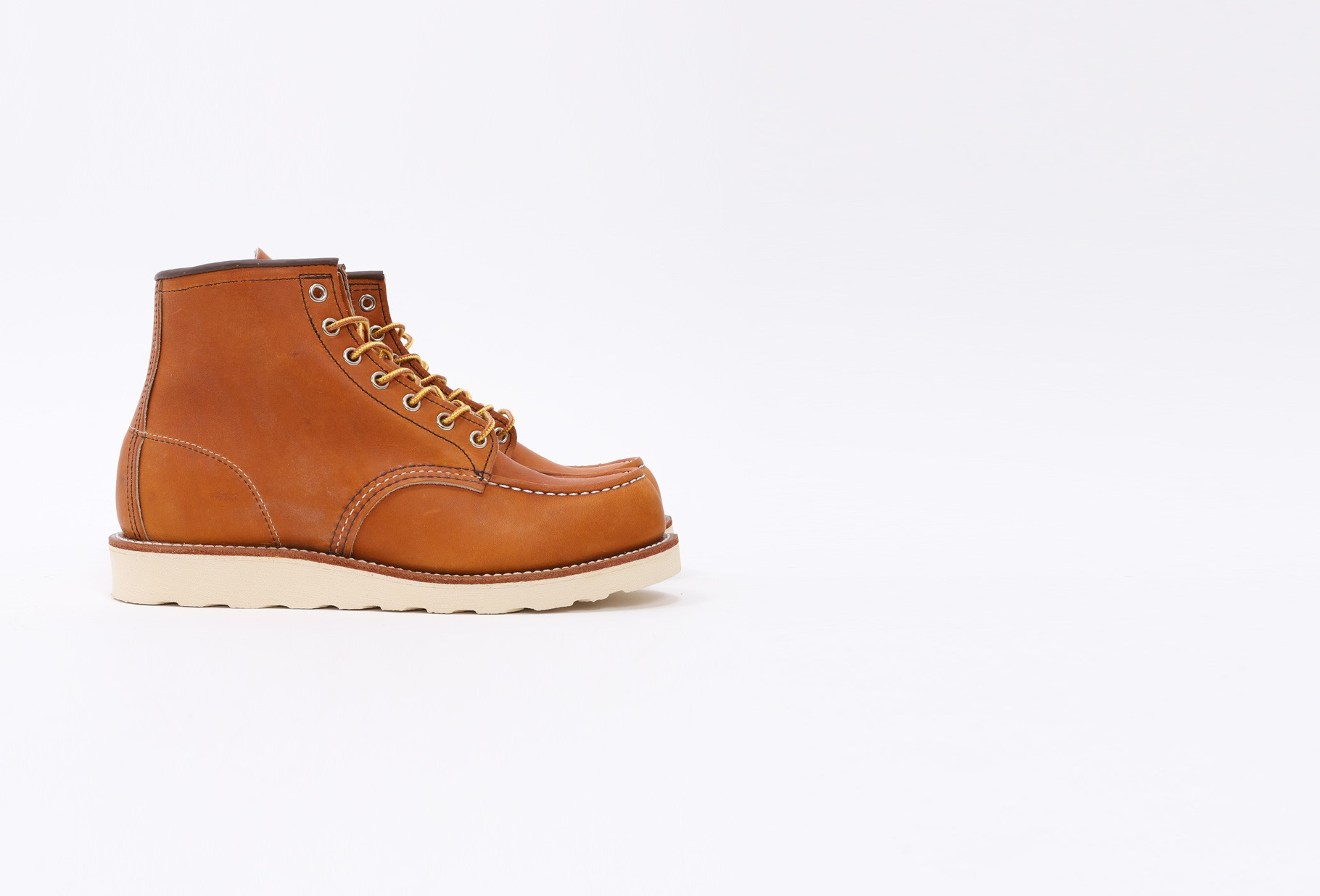 RED WING / Moc toe 6'' style no.875 Oro legacy