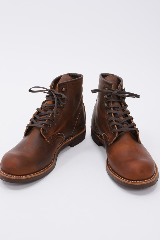 RED WING / Blacksmith Style no.3343 copper