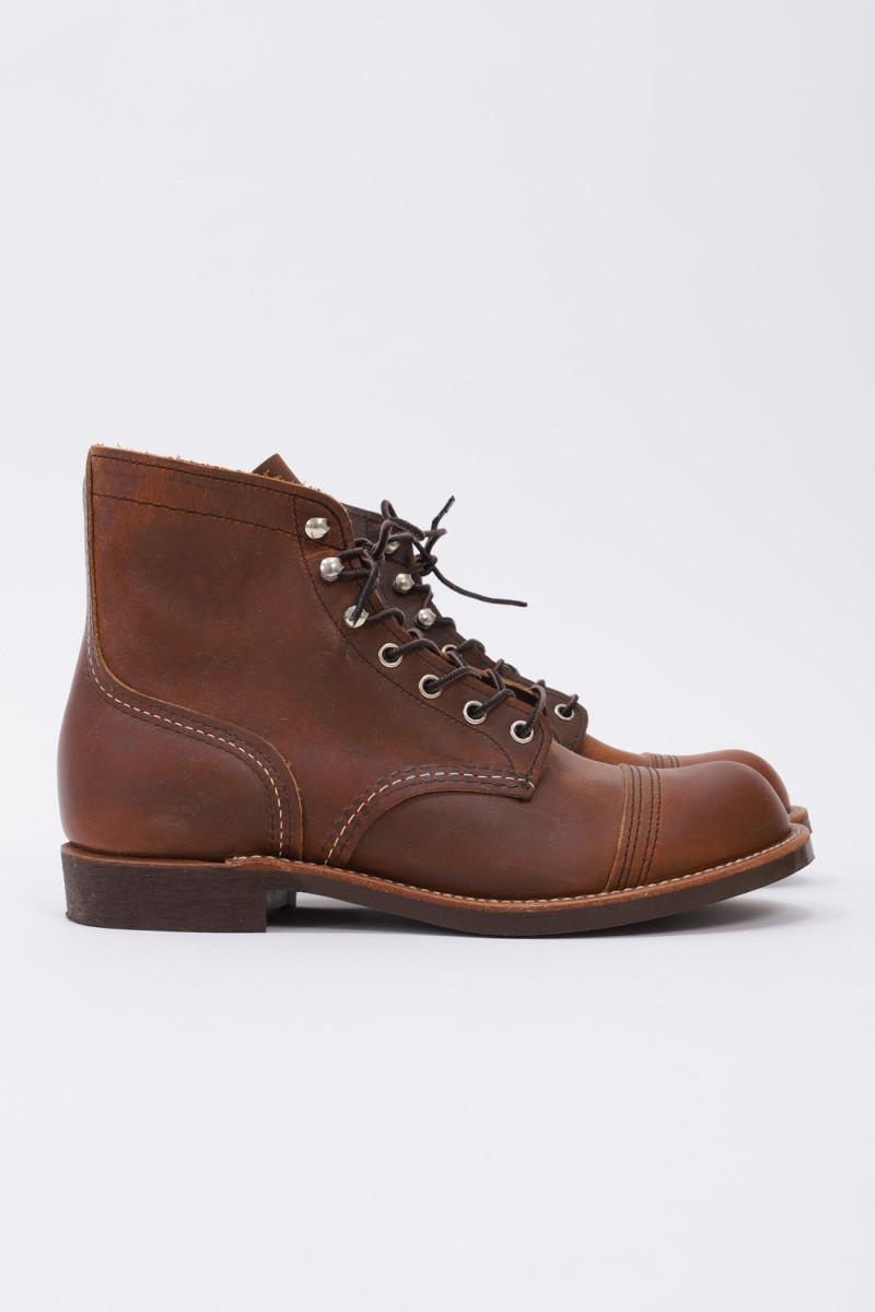 Iron ranger style n0.08085 Copper