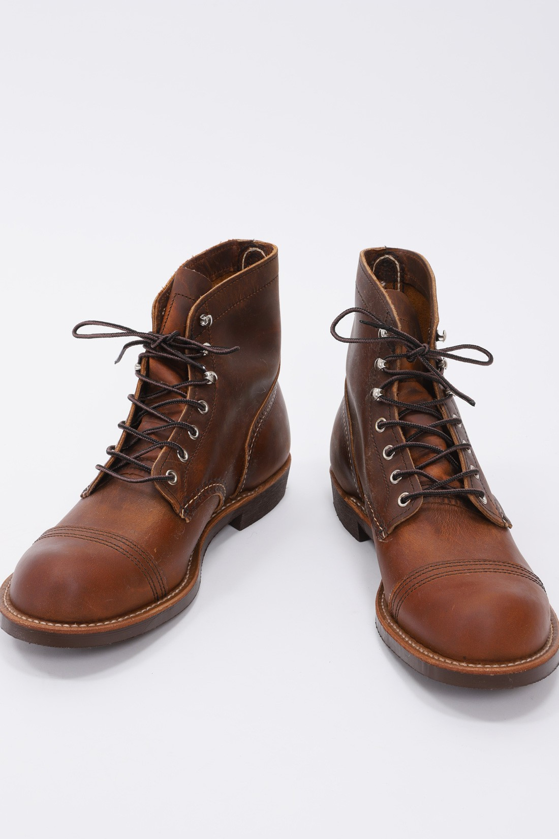 RED WING / Iron ranger style n0.08085 Copper