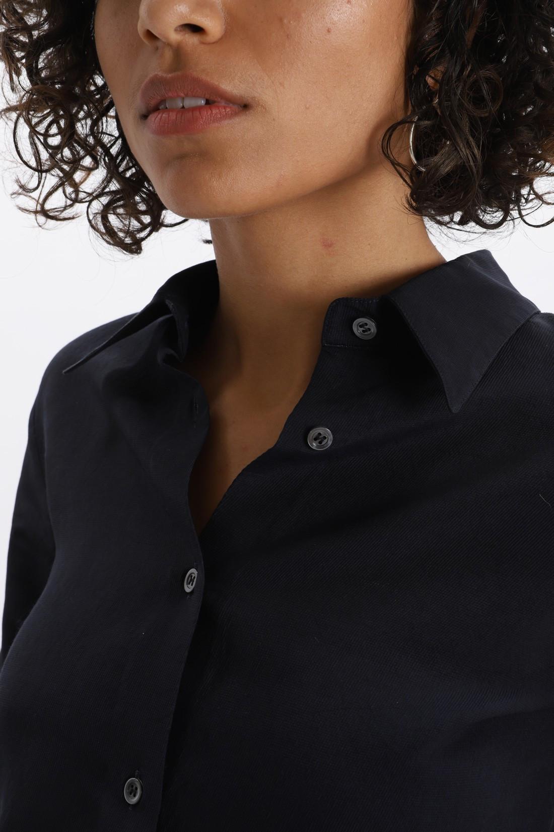 BARENA FOR WOMAN / Shirt cordelia Navy