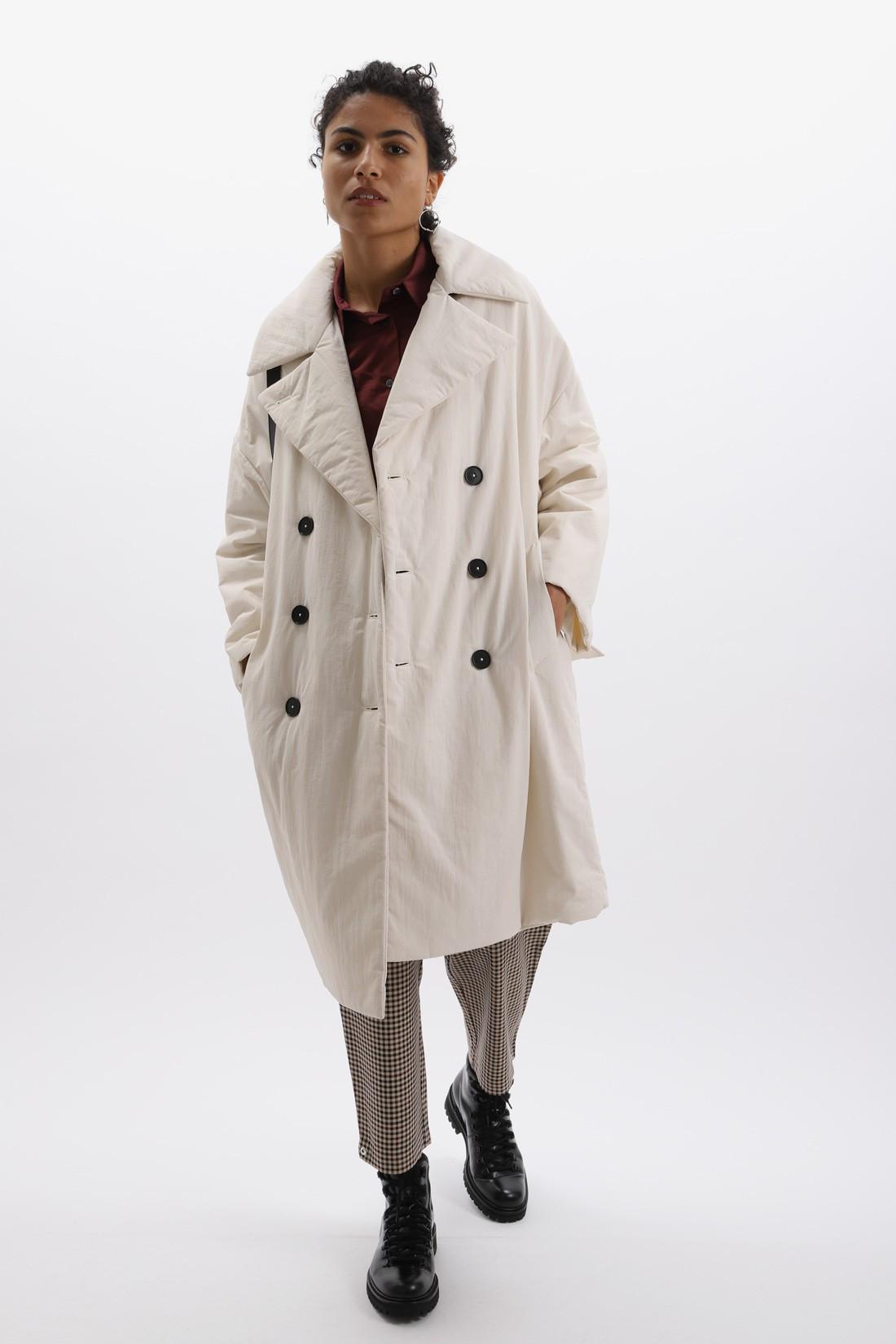 BARENA FOR WOMAN / Coat adelma Latte