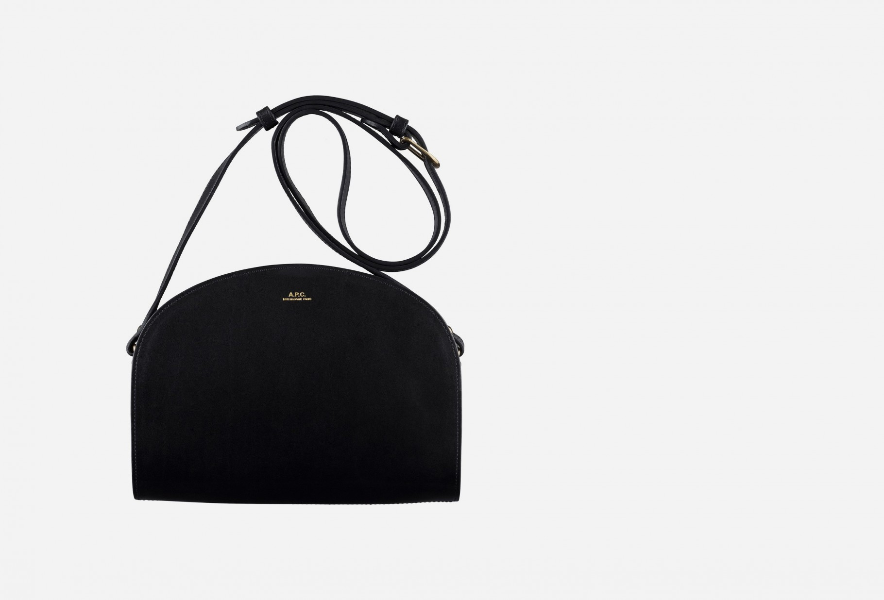 A.P.C. FOR WOMAN / Sac demi-lune