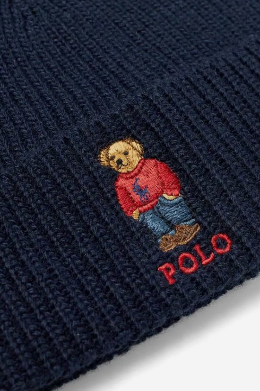 POLO RALPH LAUREN / Polo bear hat Navy