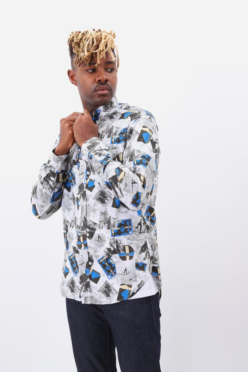 Classic chamonix shirt Multi