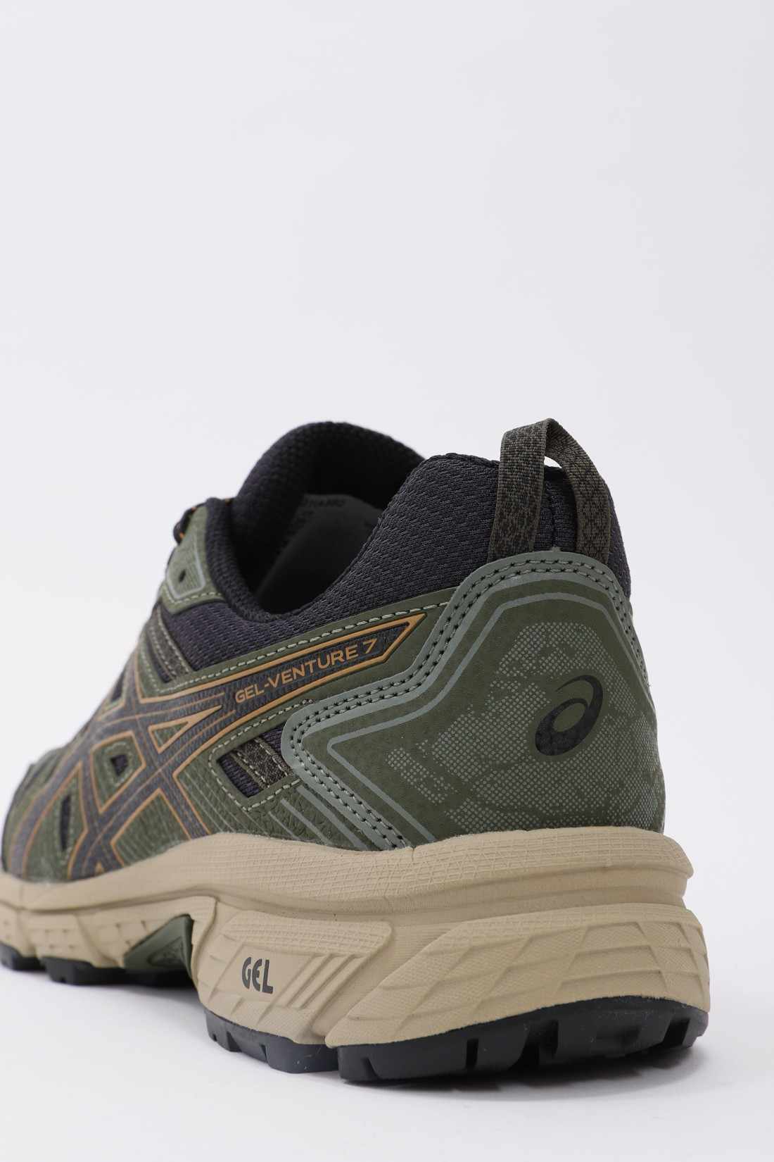 ASICS / Gel-venture 7 Black tan presidio