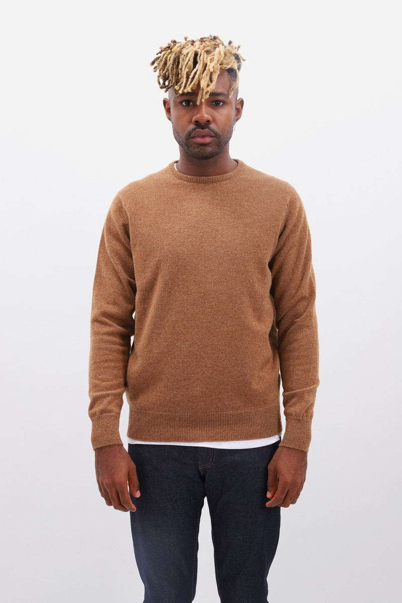 Lambswool jumper crew neck Savannah