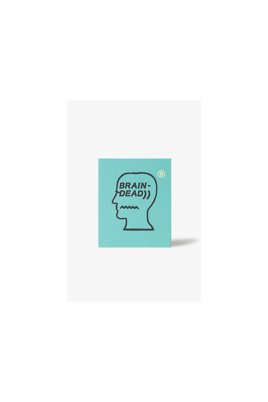 BRAIN DEAD / Soap on a rope