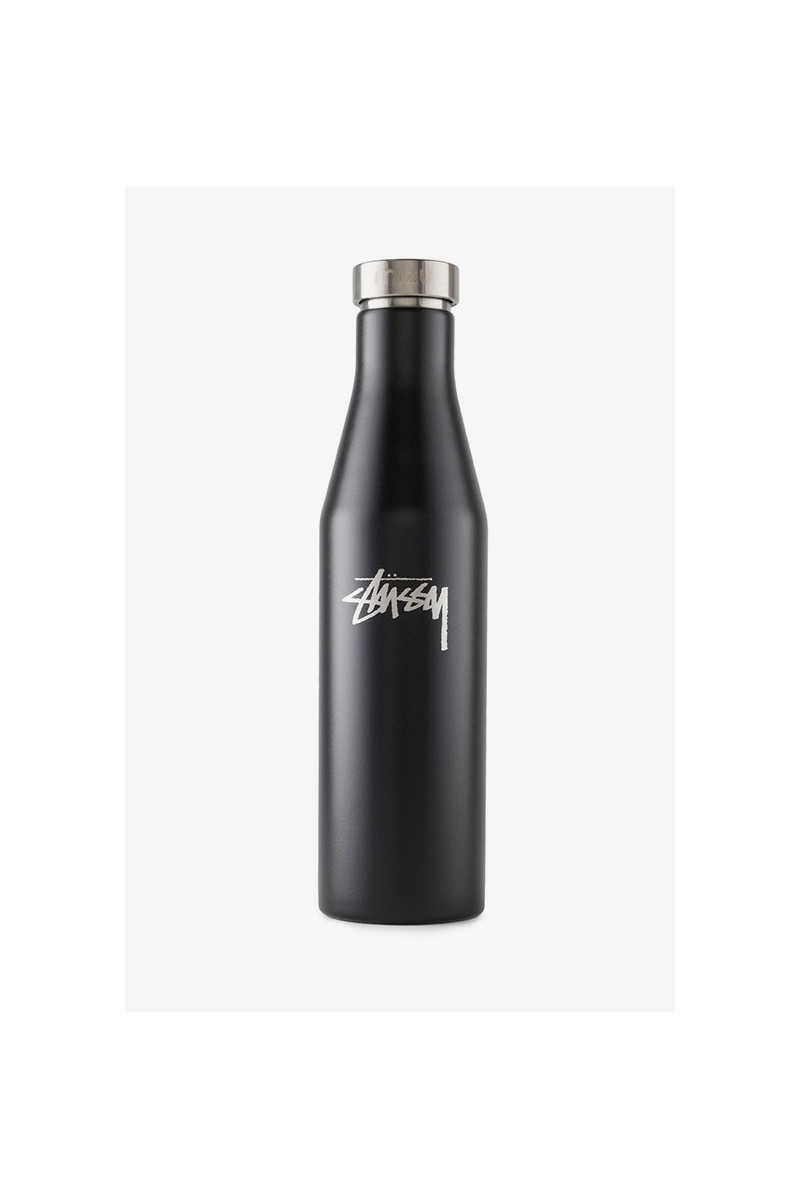Mizu matte water bottle Black