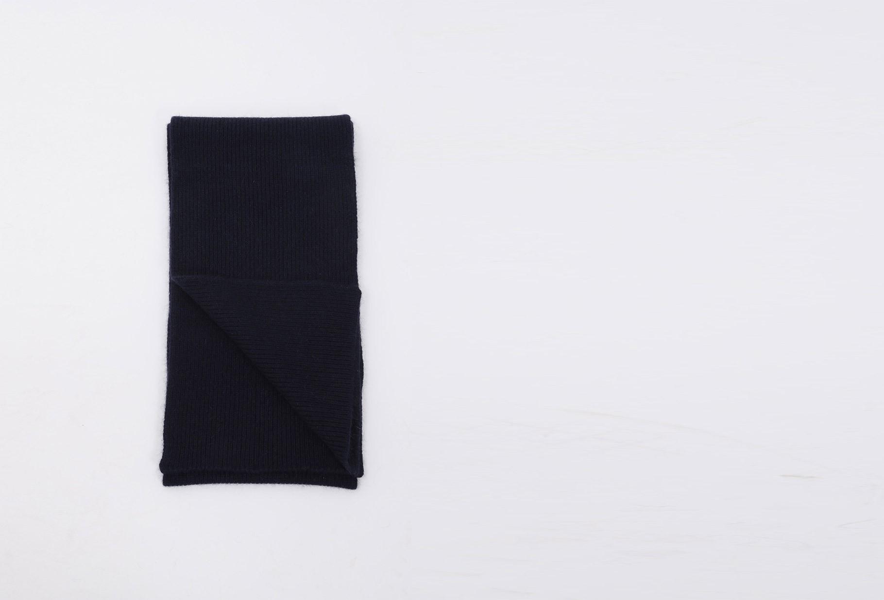 MACKIE / Barra scarf Navy