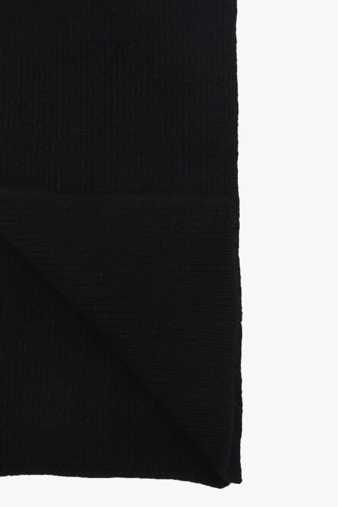 MACKIE / Barra scarf Black