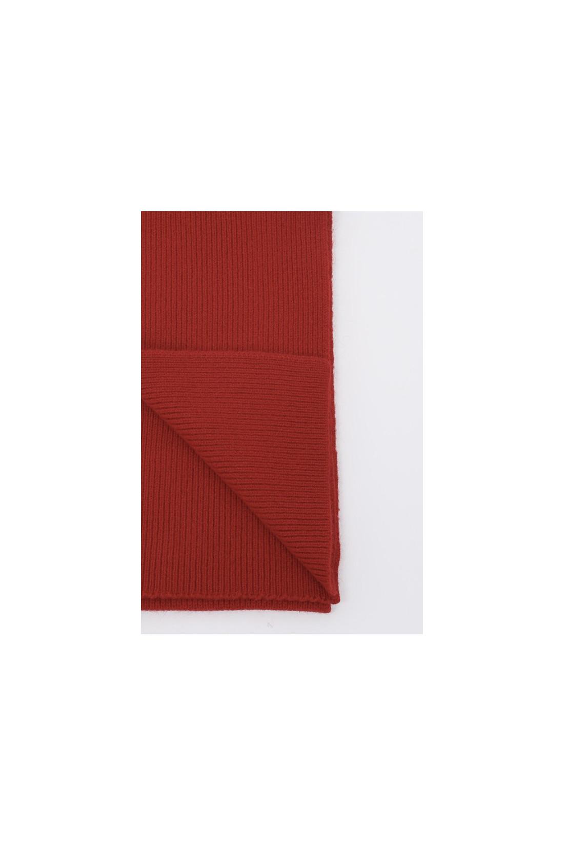 MACKIE / Barra scarf Garnet