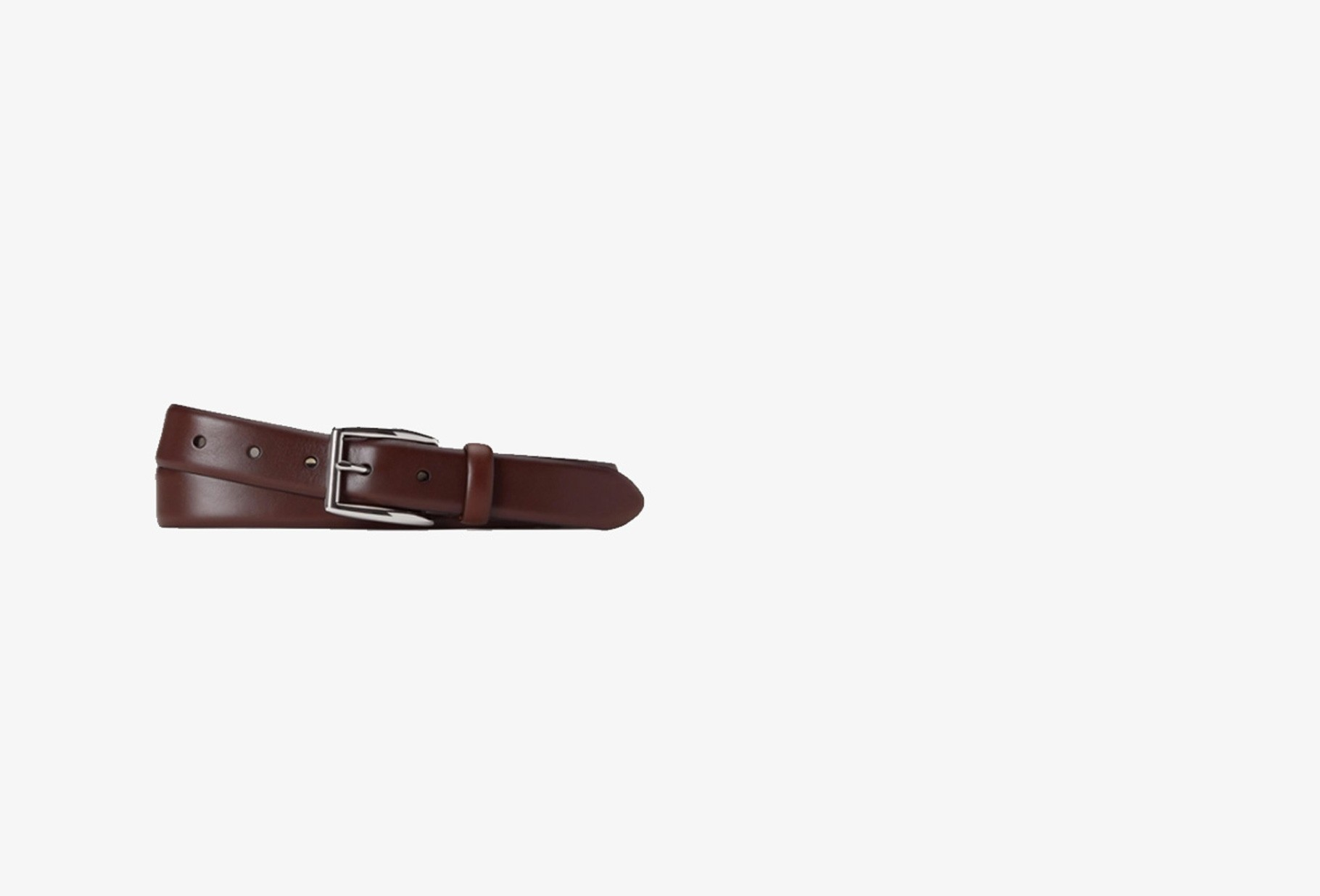 POLO RALPH LAUREN / Polo classic leather belt Brown