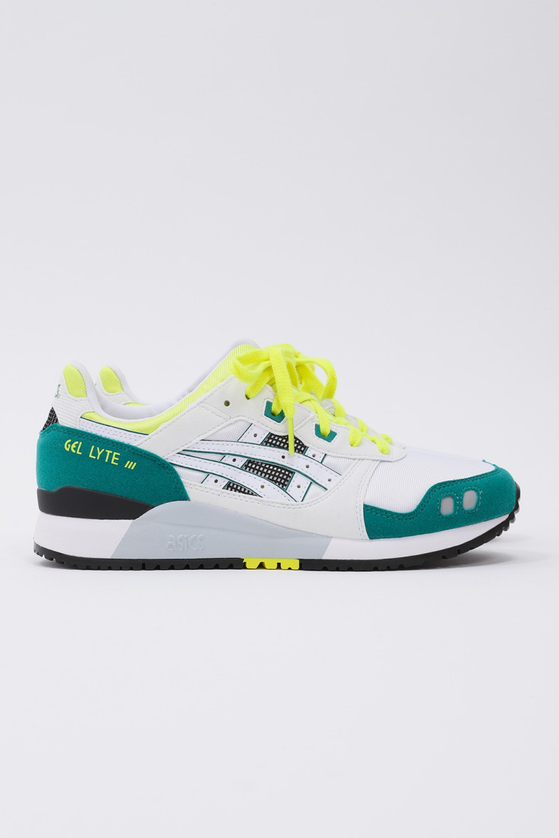 Gel lyte iii og White yellow