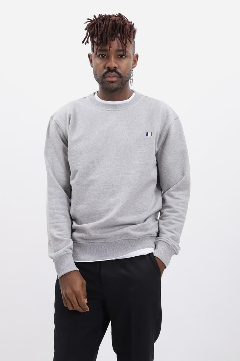 Sweatshirt ami Gris chine