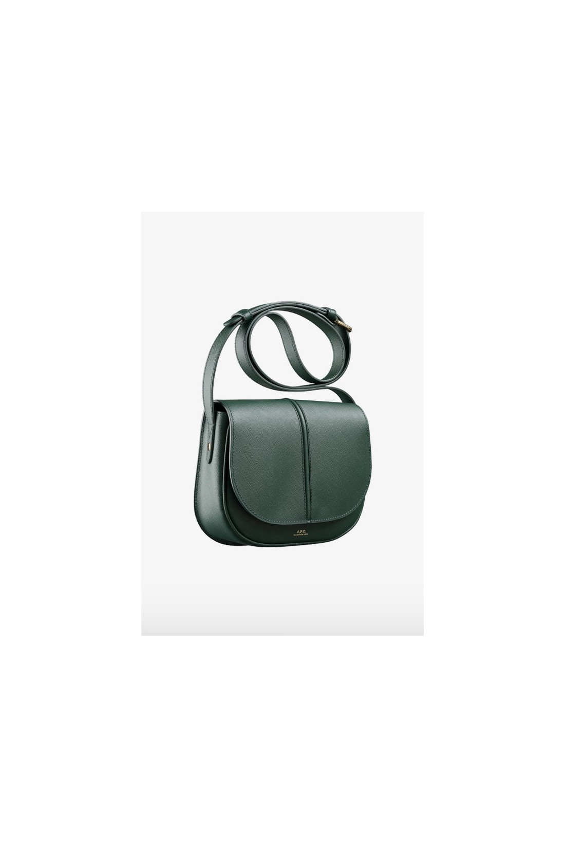 A.P.C. FOR WOMAN / Sac betty Vert sapin