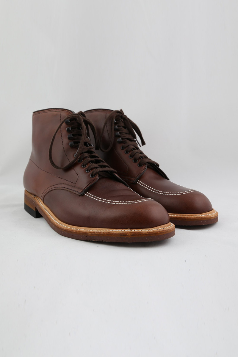 403 inidie boot chromexel Brown