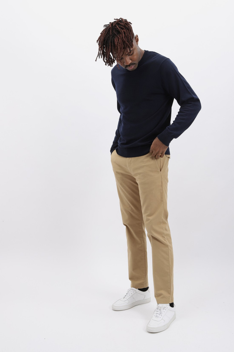 Ted pullover Navy blue